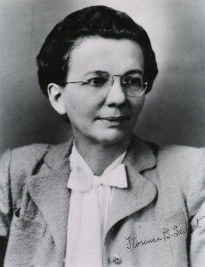 Florence Barbara Seibert - b023425