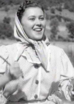 Jagoda (Vera Ilić-Đukić), Živjet će ovaj narod (Nikola Popović, 1947).