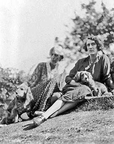 Virginia Woolf i Vita Sackville-West