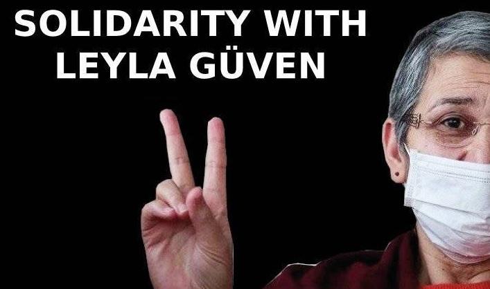 Leyla Güven, solidarnost i oslobođenje: Štrajk glađu kao žensko pitanje