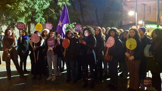 25th of November Women's Platform-Istanbul