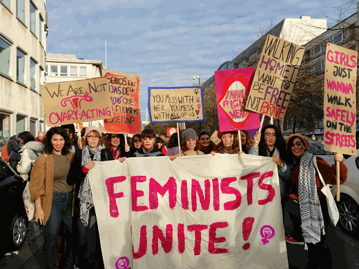 Foto: Young Feminist Europe